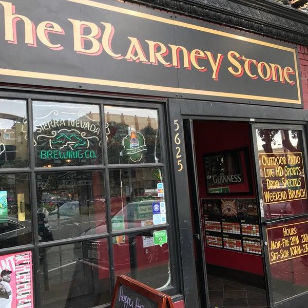 Photo taken at Blarney Stone Bar & Restaurant by Walter K. on 9/30/2016