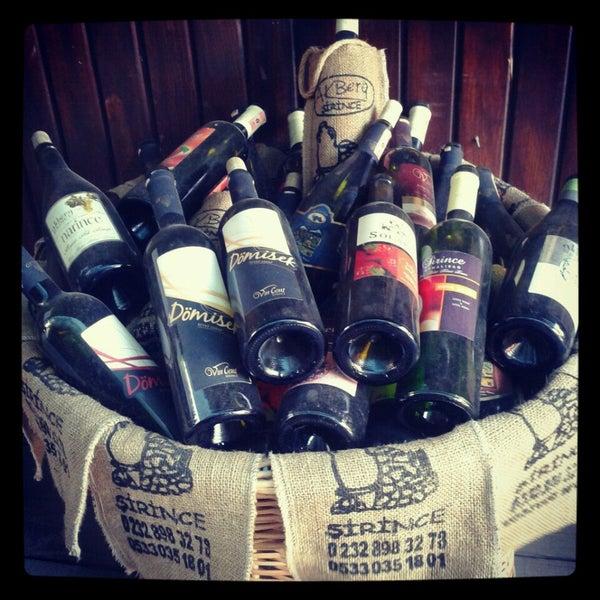 7/18/2013 tarihinde Esra D.ziyaretçi tarafından Şirince Artemis Şarap ve Yöresel Tadlar Evi'de çekilen fotoğraf
