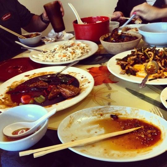 Photo taken at Asia Cafe by Tara O. on 8/2/2012