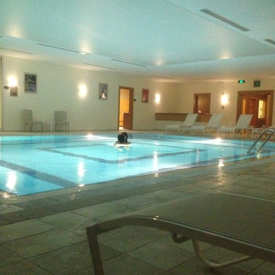 Foto tomada en Harrington Park Resort Hotel por Ferhat &. el 9/28/2012