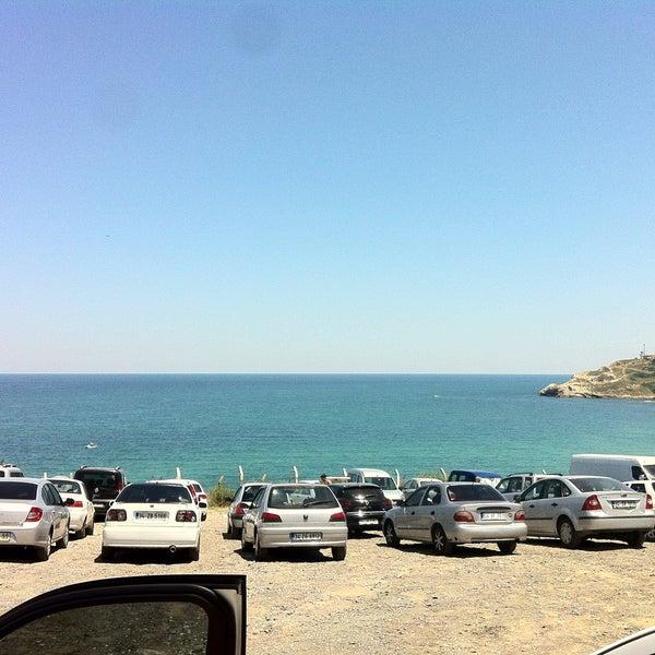 6/23/2013 tarihinde Mehmet S.ziyaretçi tarafından Karaburun Plajı'de çekilen fotoğraf
