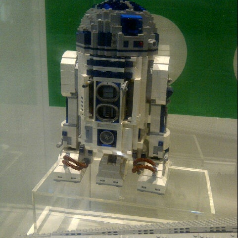 Photo taken at The LEGO Store by Chris G. on 9/17/2012