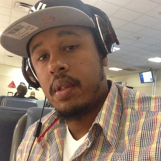 Photo taken at Gate A6 by Ian T. on 10/8/2012