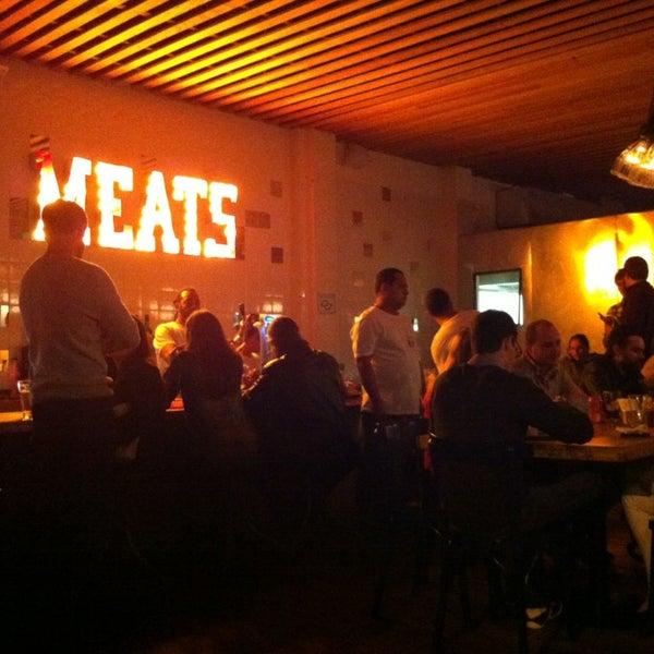 Foto tirada no(a) Meats por Top Burguers🍔 em 5/25/2013
