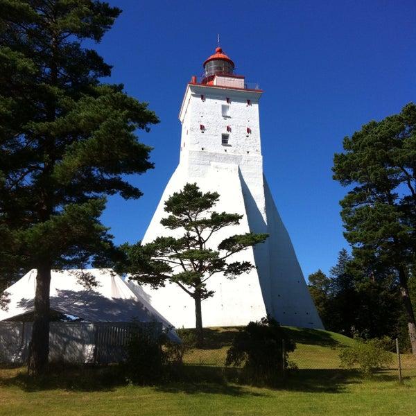 Photo taken at Kõpu tuletorn    Kõpu Lighthouse by BeerExpert on 8/18/2015