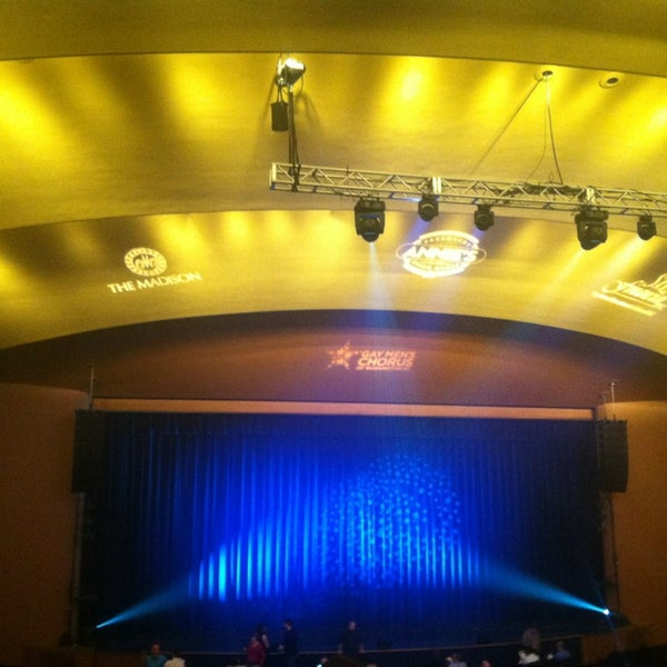 Photo taken at Lisner Auditorium by Ralph A. on 3/16/2013