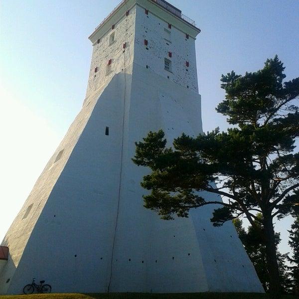 Photo taken at Kõpu tuletorn    Kõpu Lighthouse by Maija P. on 7/26/2014