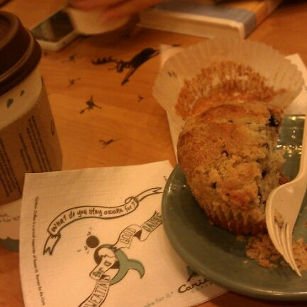 Photo taken at Caribou Coffee by Katie L. on 2/6/2013