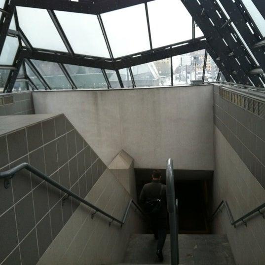 Photo taken at South Station Terminal (MBTA / Amtrak) by Guzel G. on 11/28/2012