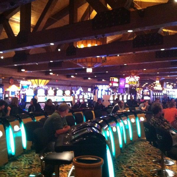 Photo taken at Barona Resort & Casino by Guzel G. on 3/28/2013