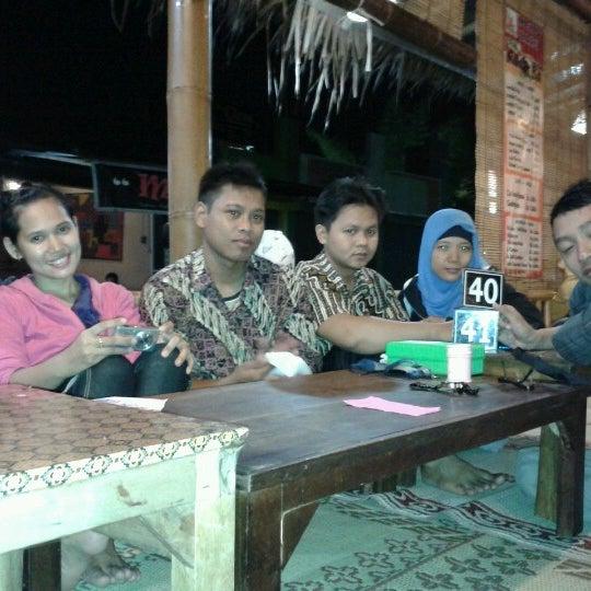 Photo taken at Lombok Galak by Taufik X. on 10/28/2012