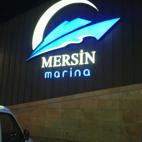 Photo taken at Mersin Marina by Senem T. on 10/5/2012