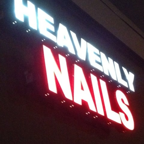 Photo taken at Heavenly Nails & Spa by Phu N. on 2/8/2013