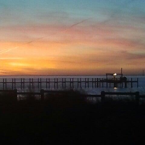 Photo taken at Apollo Beach, FL by James P. on 12/8/2012
