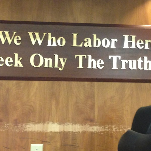 Photo taken at North Dade Justice Center by Christopher B. on 4/1/2013