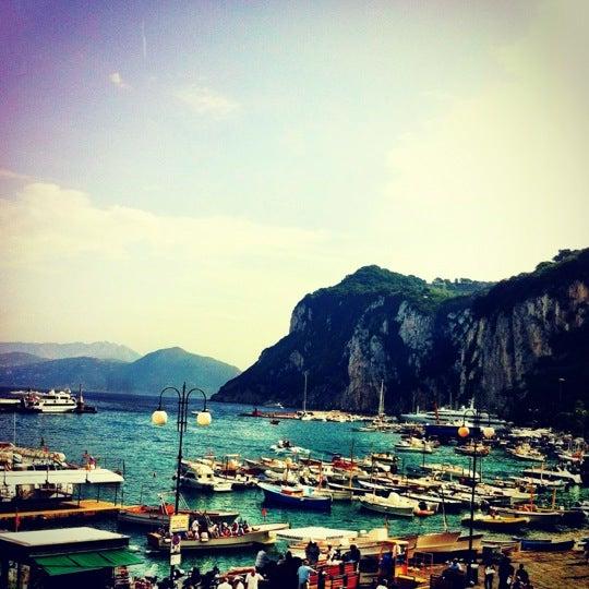 Foto scattata a Marina Grande da Daniel Costa d. il 9/30/2012