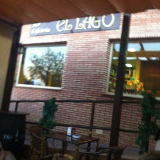 Foto tomada en Cafetería Bar El Lago por Jose V. el 11/1/2012