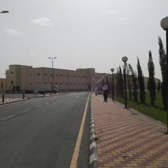 Photo taken at Ta'if University by AlSharif M. on 6/9/2014