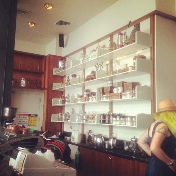 Photo taken at Stumptown Coffee Roasters by Kate on 4/30/2013