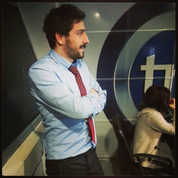 Снимок сделан в TR1 TV пользователем Hüseyin K. 3/11/2014
