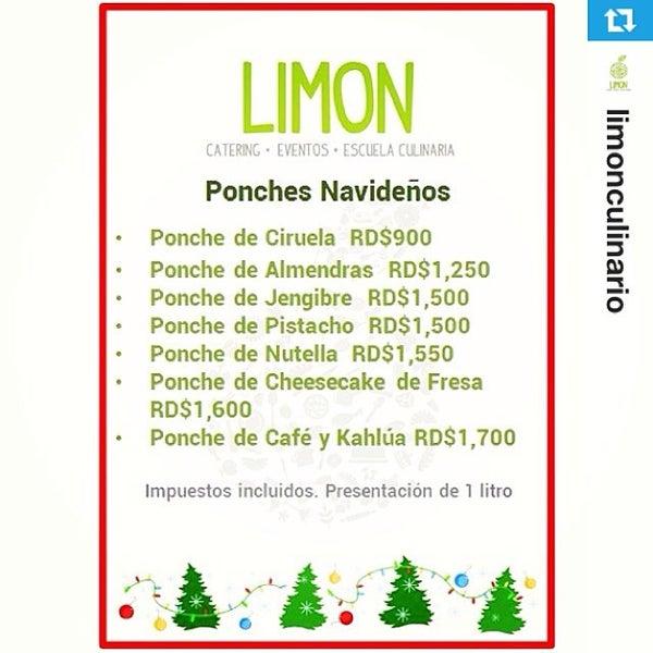Foto tomada en Limón: Catering, Eventos y Escuela Culinaria por Raymond R. el 11/28/2013