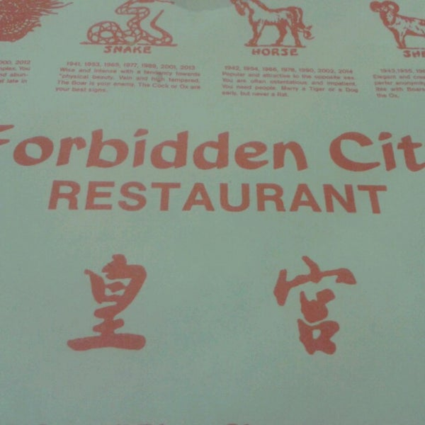 Forbidden city chinese restaurant chinese restaurant in for Asian cuisine grimes