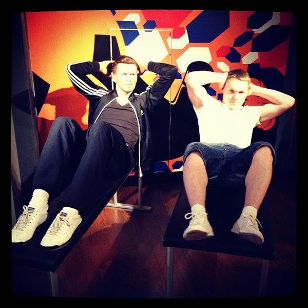 Photo taken at Madame Tussauds by Алексей on 7/7/2013