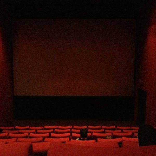 Photo taken at Cinemaximum by Pınar B. on 1/15/2013