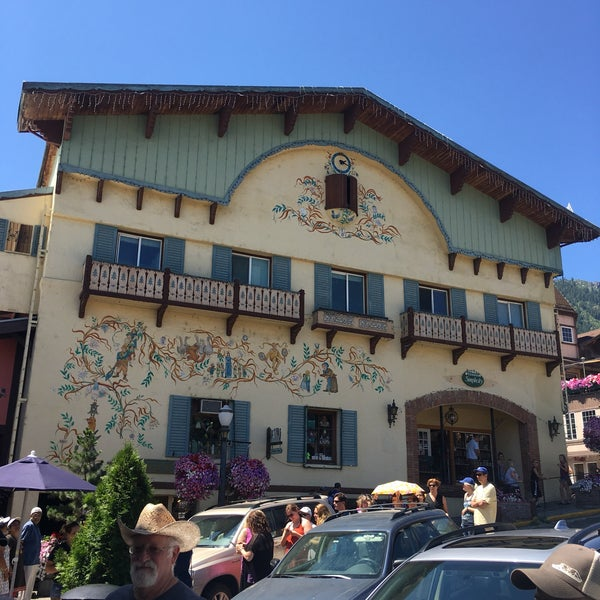 Photo taken at Town of Leavenworth by Deb on 7/15/2017