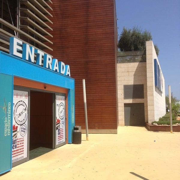 Foto tomada en Espacio Mediterráneo Centro Comercial y de Ocio por Felix S. el 6/29/2013