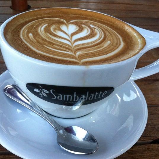 Foto tirada no(a) Sambalatte Torrefazione por 🎀 Danielle 🎀 em 10/14/2012