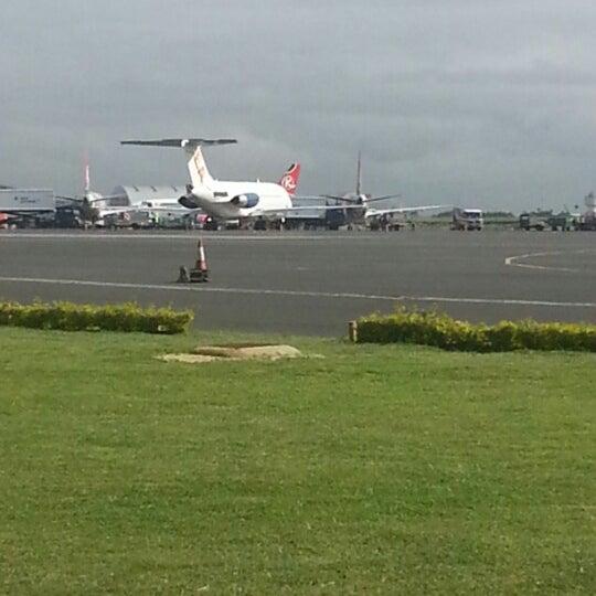 Photo taken at Jomo Kenyatta International Airport (NBO) by mike M. on 5/6/2013