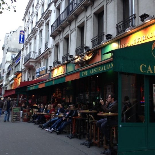 Cafe Oz Paris Montmartre