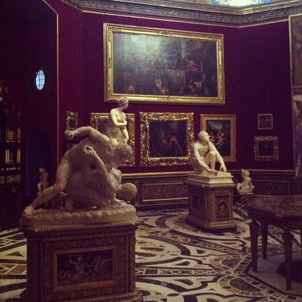 Photo taken at Uffizi Gallery by Таисия on 1/2/2013