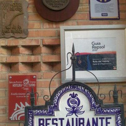 Foto tomada en Restaurante Ruta del Veleta por Gastroandalusi w. el 7/12/2013