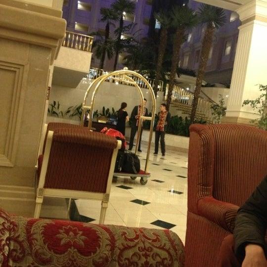 2/23/2013 tarihinde Malisha_Angelziyaretçi tarafından Rixos President Astana'de çekilen fotoğraf