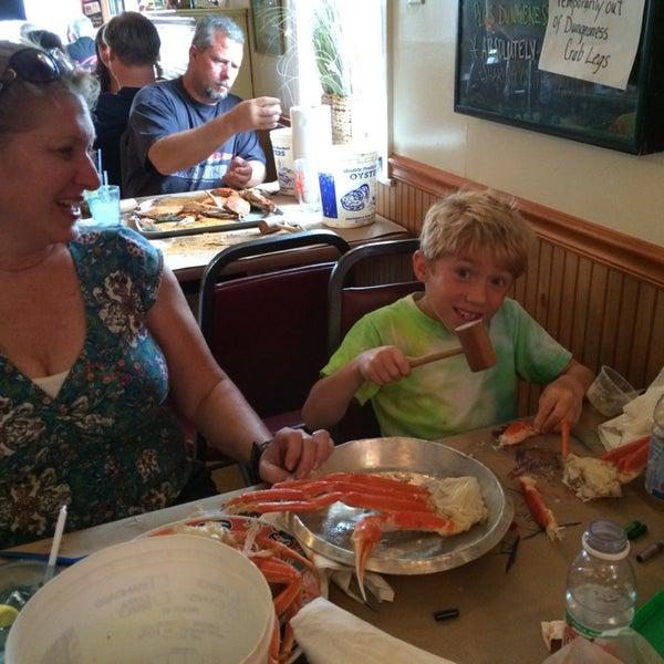 Photo taken at May's Crab & Seafood by 🌴ravis P. on 7/27/2014