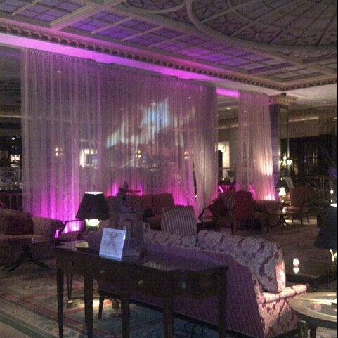 Photo taken at InterContinental New York Barclay by Nolita V. on 10/19/2012