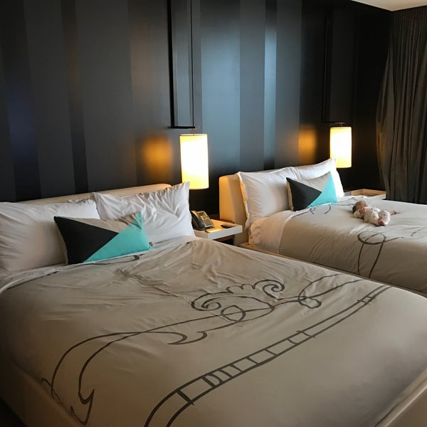Photo taken at Crown Metropol Hotel by Felisa S. on 4/7/2017