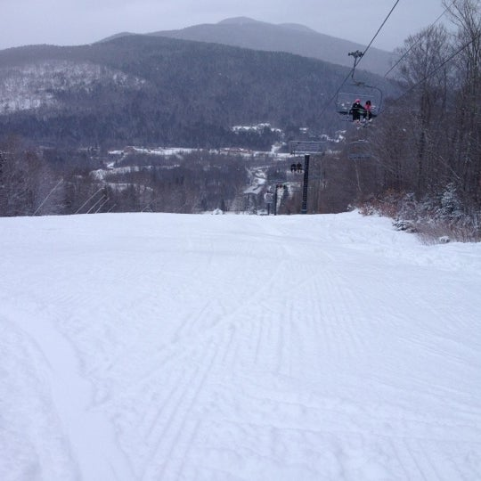 Photo taken at Bretton Woods by Michael on 12/1/2012