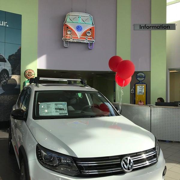 Village Volkswagen Of Chattanooga Auto Dealership In