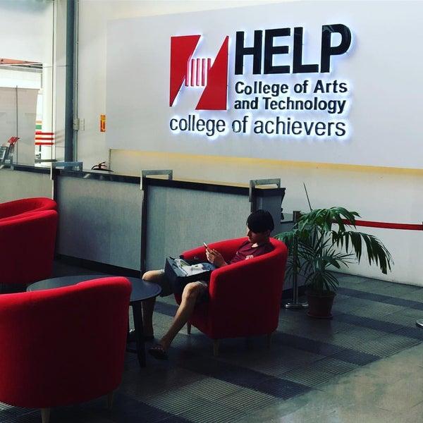 Снимок сделан в HELP College Of Arts & Technology пользователем Eduspiral C. 9/27/2016