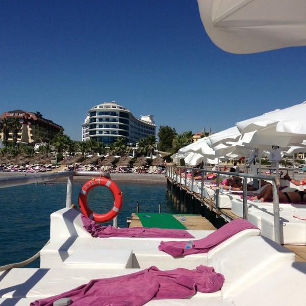 8/6/2013에 .님이 Q Premium Resort Hotel Alanya에서 찍은 사진
