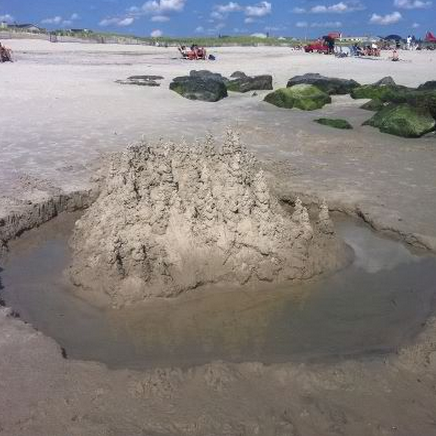 Kyle #SandCastles