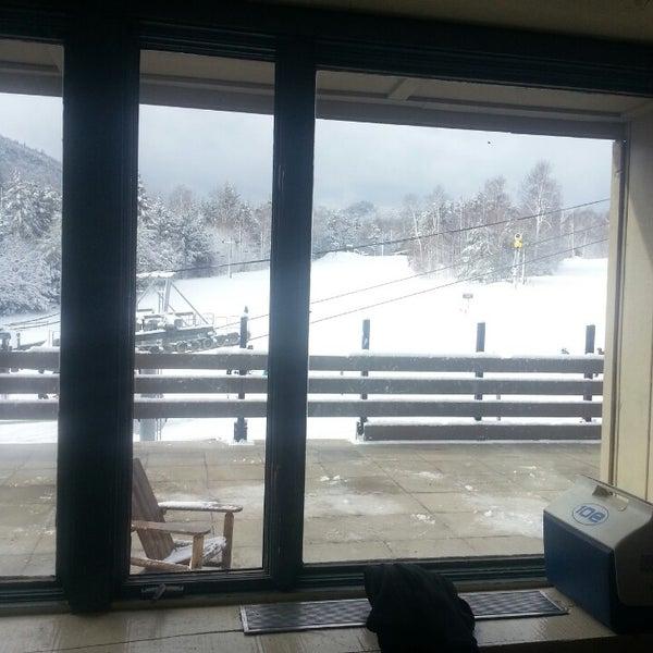Photo taken at Whiteface Mountain by Thomas M. on 2/28/2013
