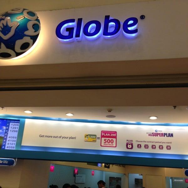 Photo taken at Globe Business Center by Richie V. on 5/11/2013