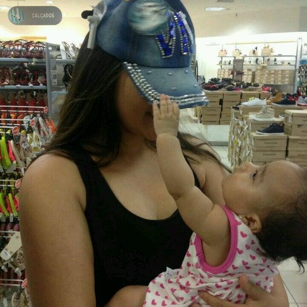 Photo taken at Supermercados Nazaré by Mayumi M. on 11/27/2016