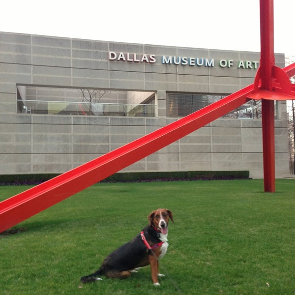 Photo taken at Dallas Museum of Art by Eric A. on 2/11/2013