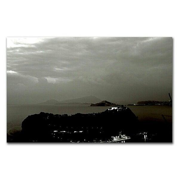 Photo taken at Isola di Nisida - Nisida Island by Antonio L. on 2/16/2013