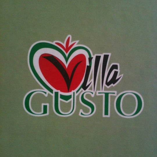 Photo prise au Villa Gusto par Maks M. le12/9/2012